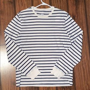 J. Crew Men's Long Sleeve Striped Shirt NEVER WORN